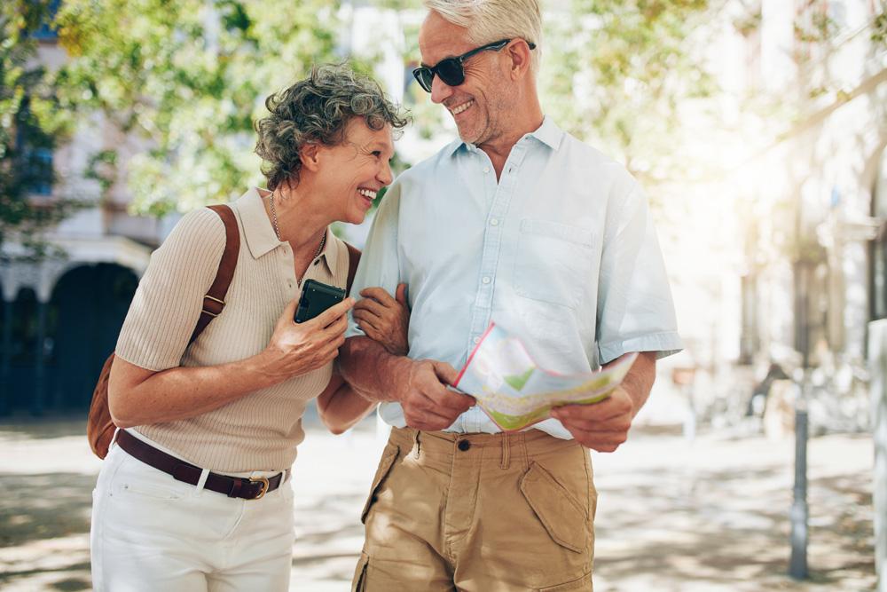 Retirees in Glendale Arizona