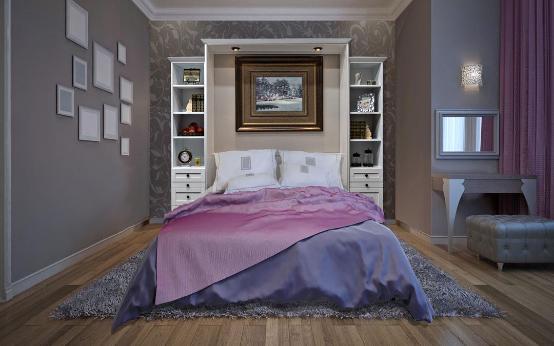 Newport Murphy Bed