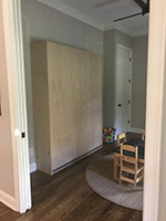 Do It Yourself Murphy Bed project
