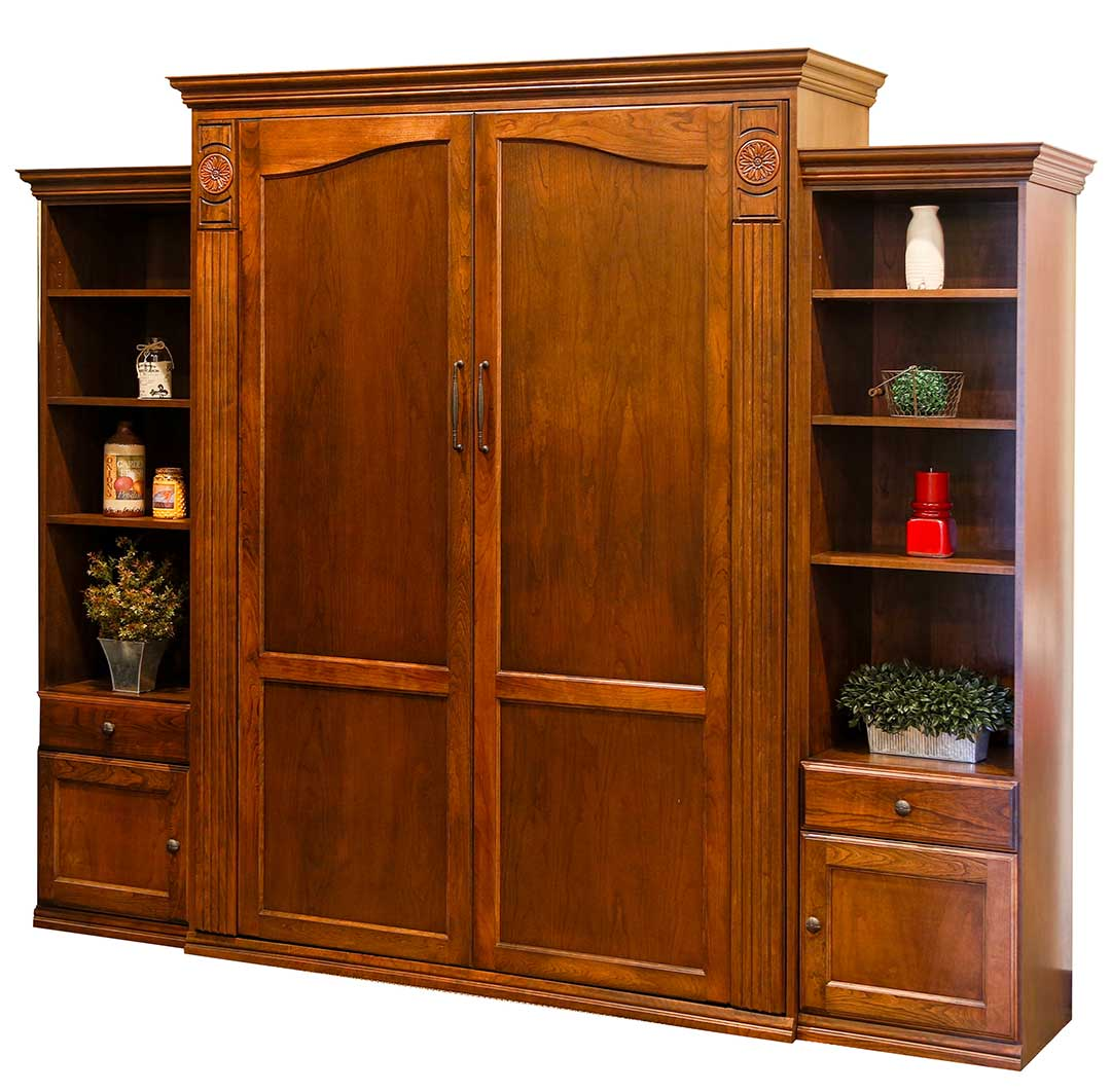 Venetian style Murphybed for retail