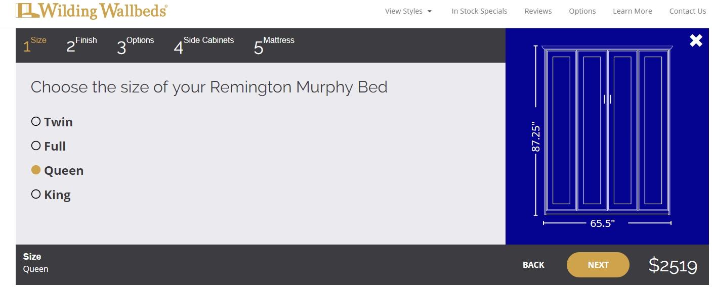 Murphy Bed Builder