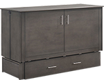 Sagebrush Murphy Cabinet Bed