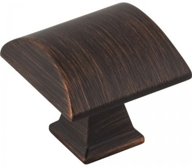 Brushed Oil Rubbed Bronze Newport knob