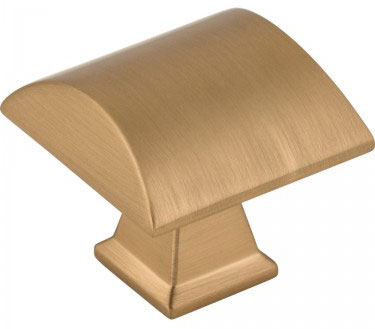 Satin Bronze Newport knob