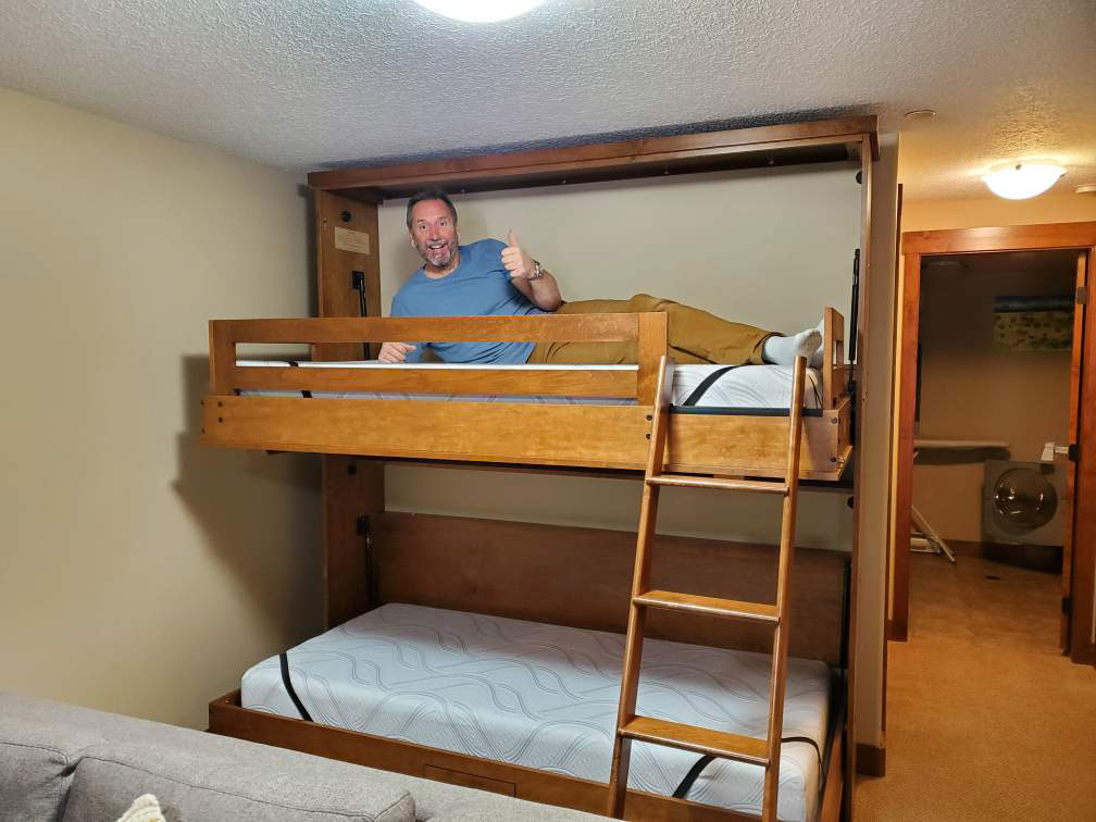 Murphy Bunk Beds Murphy Bed Option Wilding Wallbeds