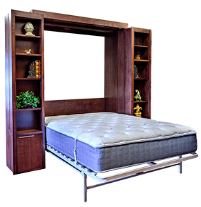 Bookcase Wallbed Murphybed