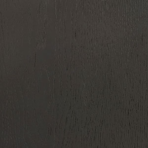Slate Gray finish on Oak Wood