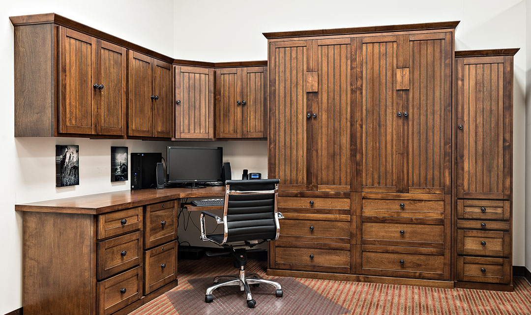 Newport style Home Office
