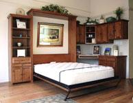 Newport style Murphy Bed