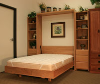 Tuscany style Wall Bed
